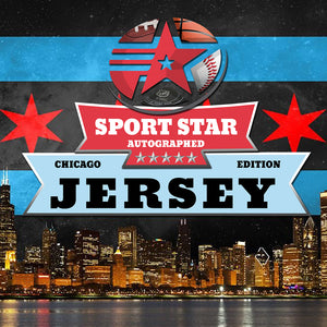 Limited Autographed Chicago Edition Jersey Mystery Box