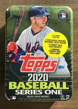 Load image into Gallery viewer, 2020 Topps Series 1 Tin