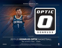 Load image into Gallery viewer, 2019-20 Panini Donruss Optic Hobby Box - Factory Sealed