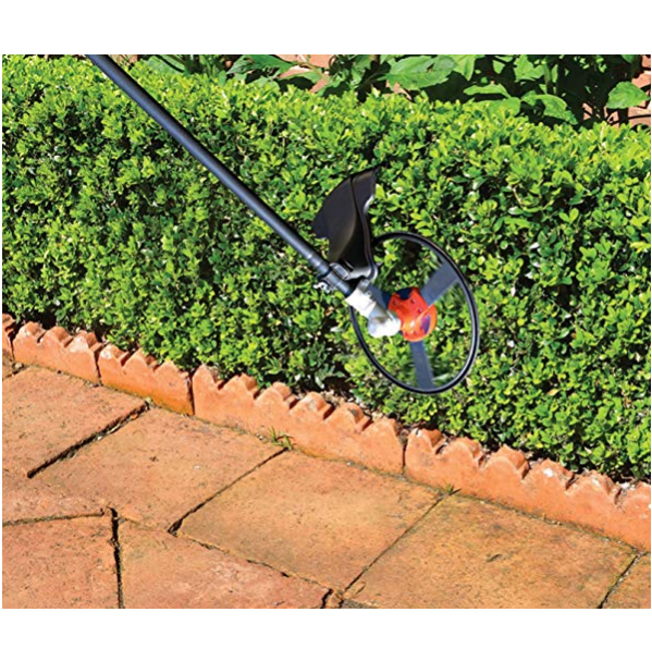 THE ORIGINAL ORBITRIM GAS TRIMMER HEAD – NO STRING LAWN GRASS TRIMMER - 1PCS