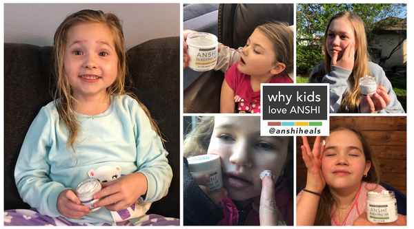 Why Kids Love ANSHI