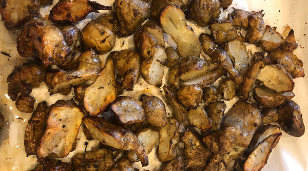 Recipe of the Week: Roasted Jerusalem Artichokes