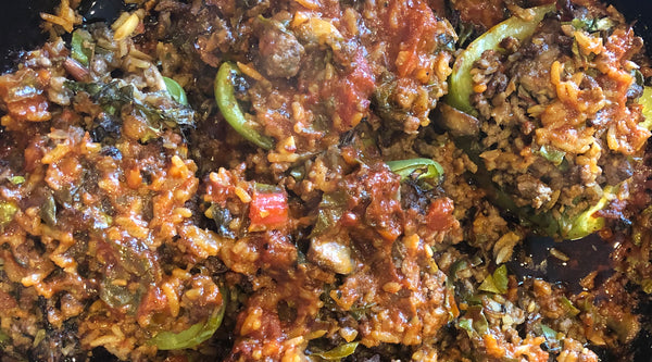 Recipe of the Week: Stuffed Bell Peppers