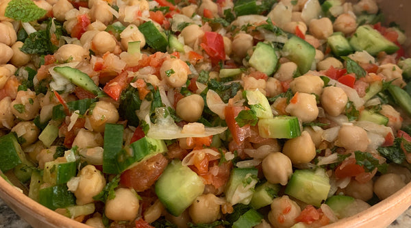 Recipe of the Week: Chickpea Summer Salad