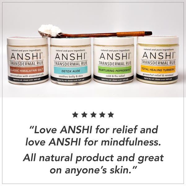 Mix and Match; Combine ANSHI with other Products