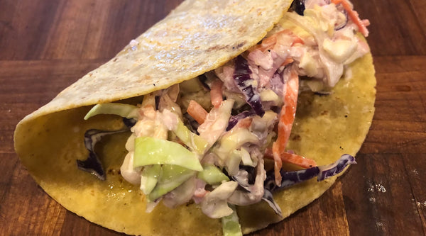 Recipe of the Week: Easy Vegan Fish Tacos