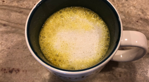 Recipe of the Week: Anti-inflammatory Turmeric Latte (aka Golden Milk)