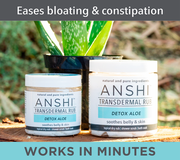 ANSHI Aloe | Topical Rub | Moisturizer