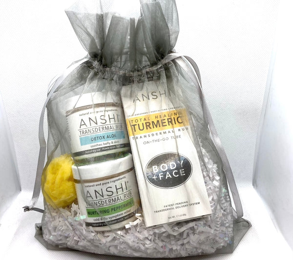 """SPRING RELIEF"" Gift Set"