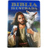 Biblia Ilustrade Reina-Valera 1995 (Illustrated Bible - Spanish) by Safeliz