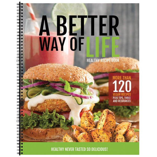 A Better Way of Life Cookbook by Remnant Publications