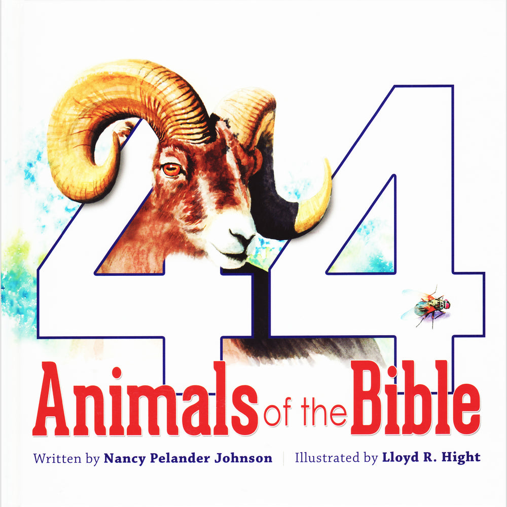 44 Animals of the Bible by Nancy Johnson
