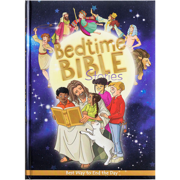 Bedtime Bible Stories: Best Way to End the Day by Autumn House