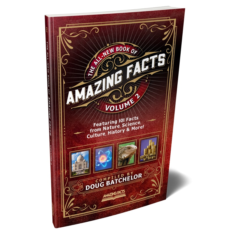 The All New Book of Amazing Facts Vol 2 by Doug Batchelor