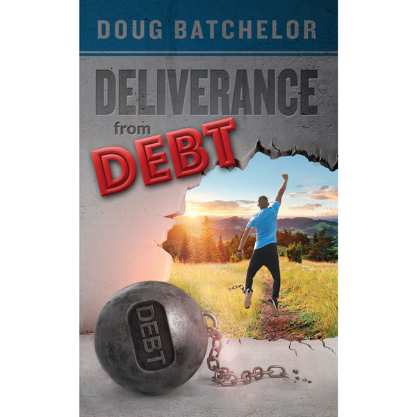 Deliverance From Debt (PB) by Doug Batchelor