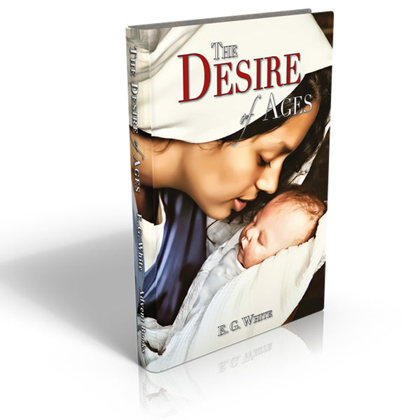 Illustrated The Desire of Ages (Hardcover) by Ellen White
