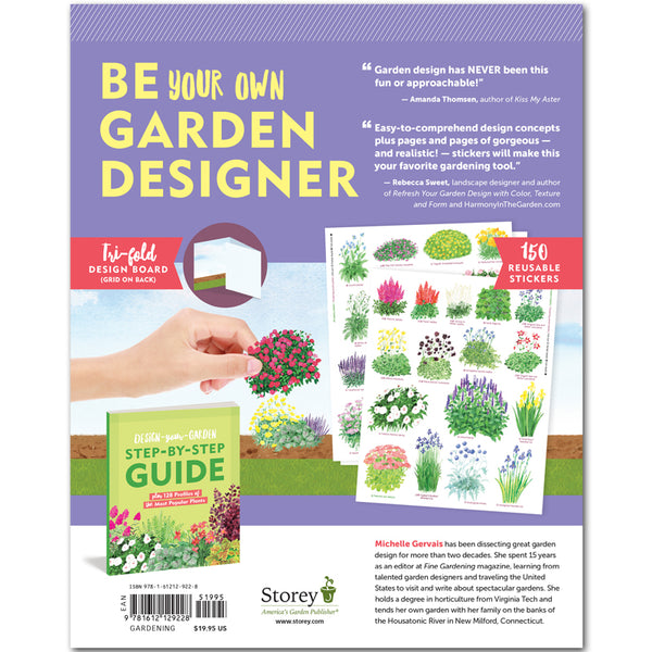 Design Your Garden Toolkit by Michelle Gervais
