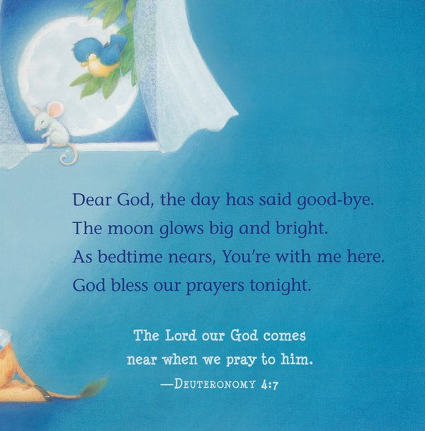 God Bless Our Bedtime Prayers by Tommy  Nelson