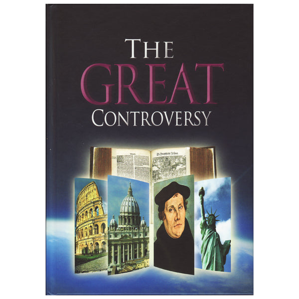Illustrated The Great Controversy (Hardcover) by Ellen White