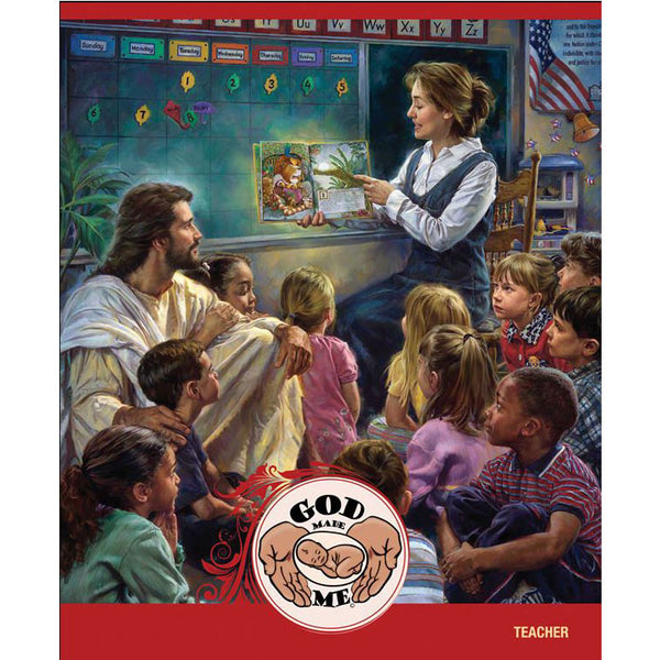 God Made Me: Teacher Edition by Gatekeeper Books
