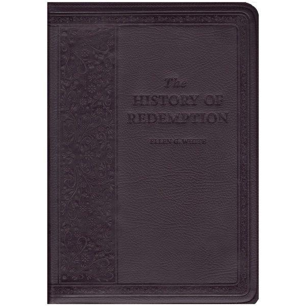 History of Redemption Deluxe (Black) by Ellen White