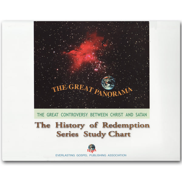 History of Redemption Study Chart by Everlasting Gospel Publishing