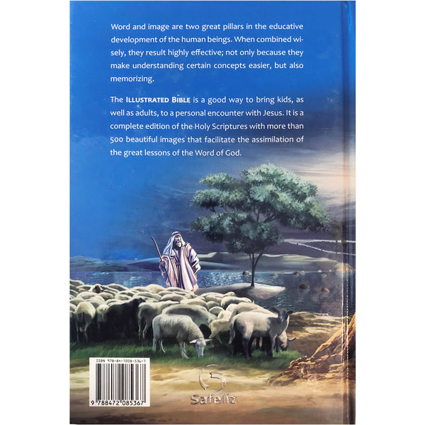 Illustrated Bible (New American Standard) by Safeliz