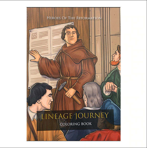 Lineage Journey Coloring Book by Lineage Team