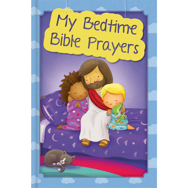 My Bedtime Bible Prayers by Kregel Children's Books