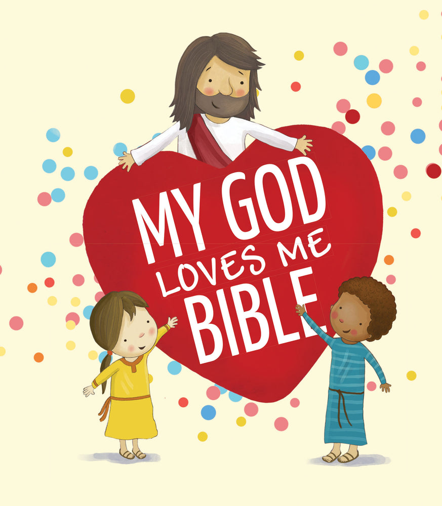 My God Loves Me Bible by Kregel Children's Books