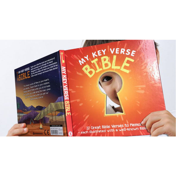 My Key Verse Bible by Kregel Children's Books