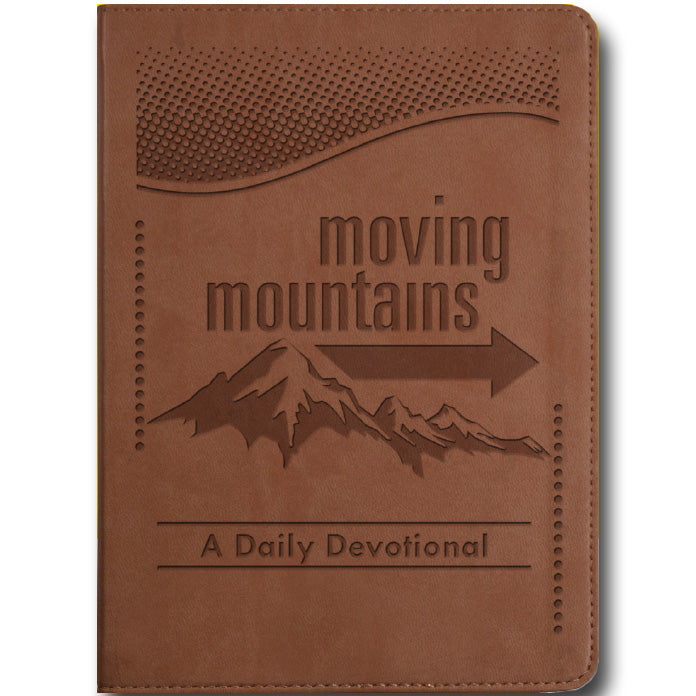 Moving Mountains: A Daily Devotional by Amazing Facts