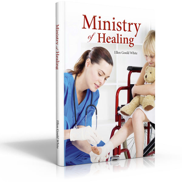 Illustrated Ministry of Healing (Hardcover) by Ellen White