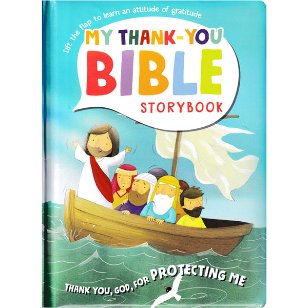 My Thank-You Bible Storybook by Autumn House