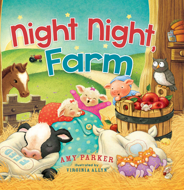 Night Night Farm by Tommy Nelson