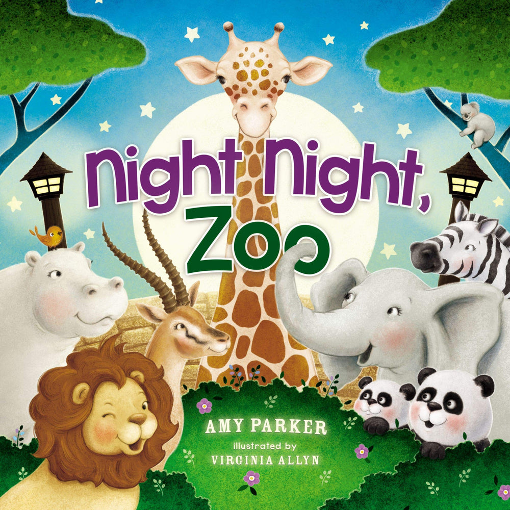 Night Night Zoo by Tommy Nelson