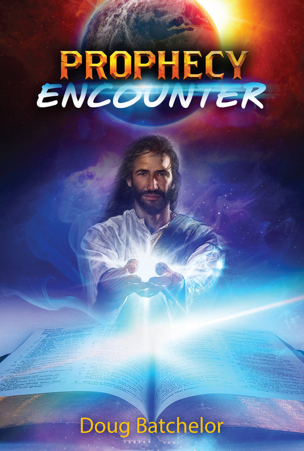 Prophecy Encounter Complete Set (DVDs, Study Guides, Book in Box)