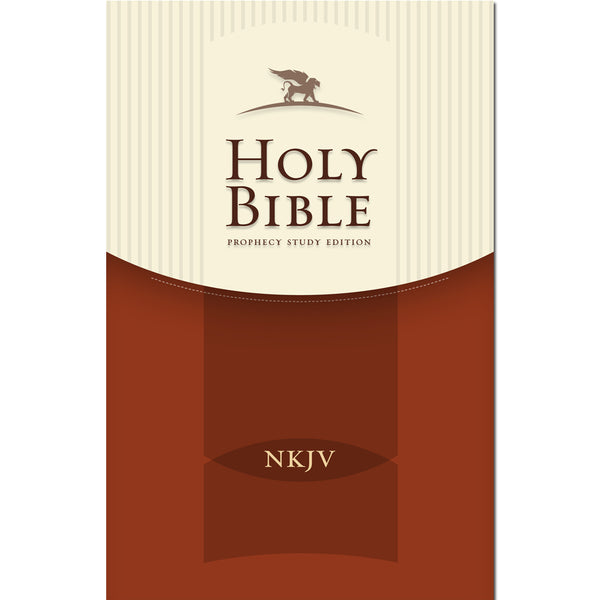 NKJV Prophecy Study Bible (Hardcover) by Amazing Facts