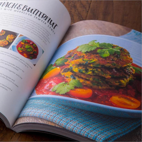 The Revive Cafe Cookbook 6 by Jeremy Dixon