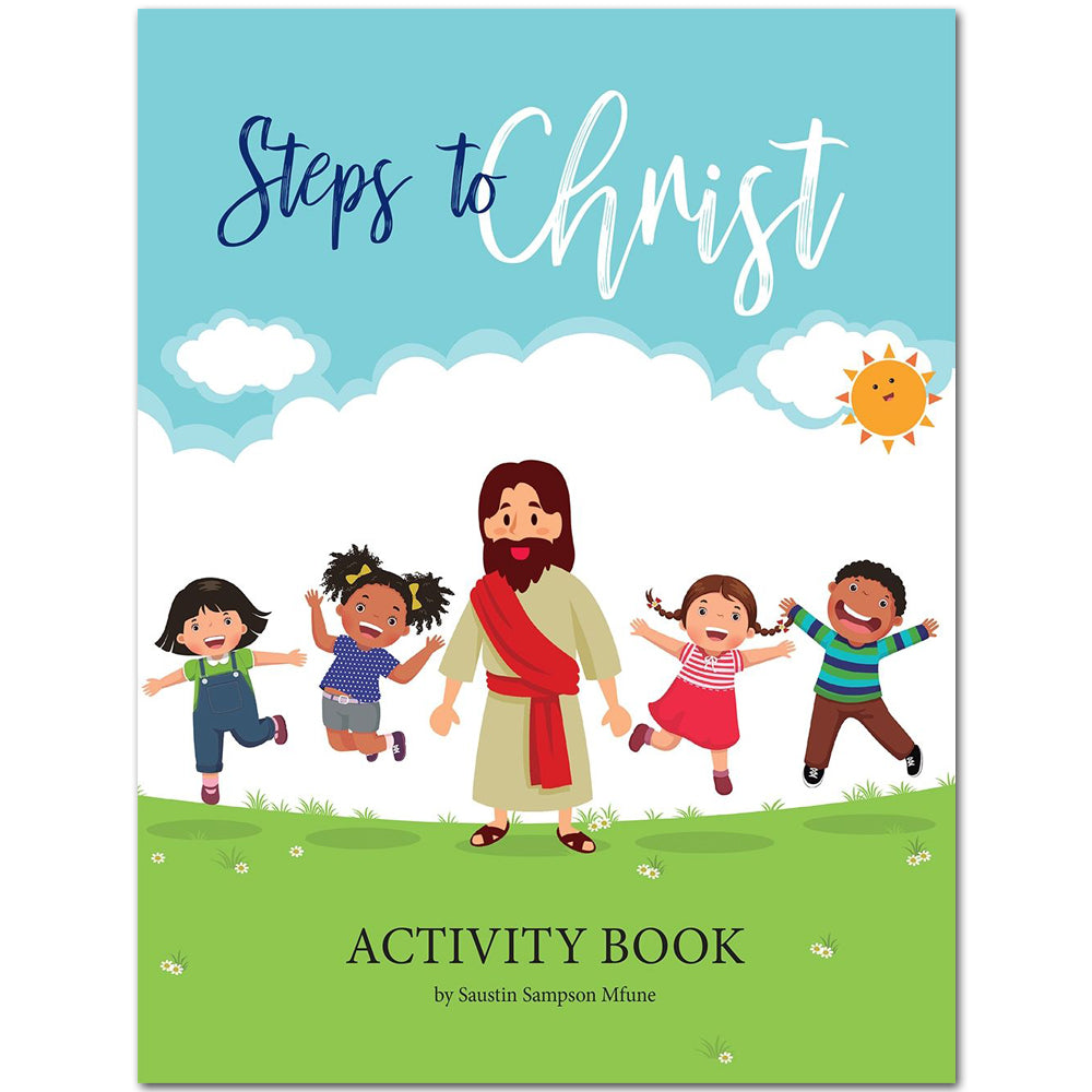Steps to Christ Activity Book by Pacific Press