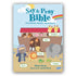 Say & Pray Bible: First Words, Stories and Prayer by Thomas Nelson