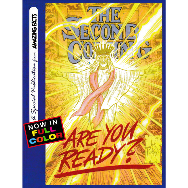 The Second Coming (Full Color Edition) by Jim Pinkoski
