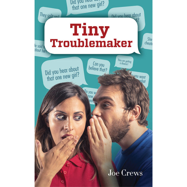 Tiny Troublemaker (PB) by Joe Crews