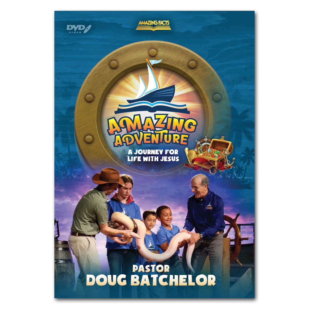 Amazing Adventure DVD Series by Doug Batchelor