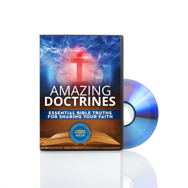 Amazing Doctrines Essential Bible Truths DVD set by Pastor Doug Batchelor