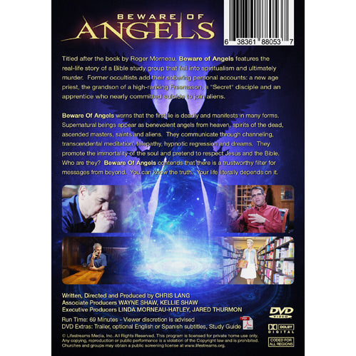 Beware of Angels: A Deadly Lie Has Many Faces by Lifestreams Media
