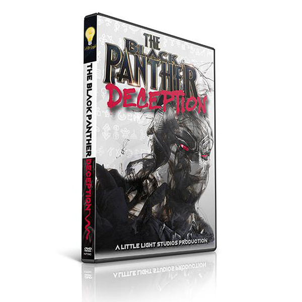 The Black Panther Deception by Little Light Studios