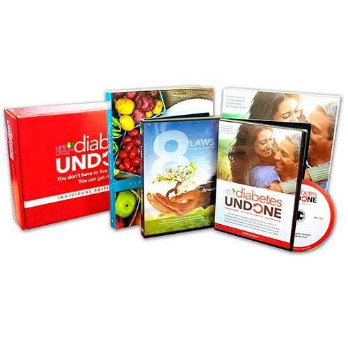 Diabetes Undone Complete Set by Life & Health