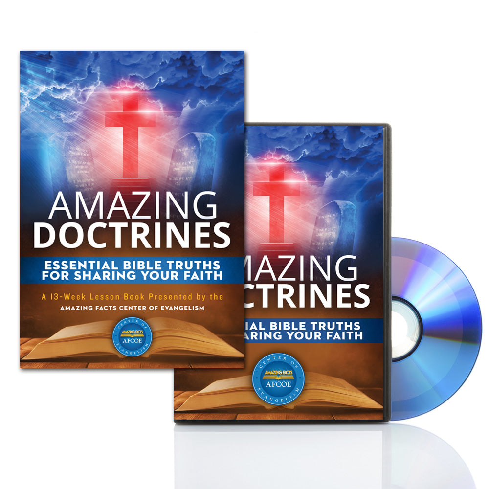 Amazing Doctrines DVD & Book Set by Amazing Facts
