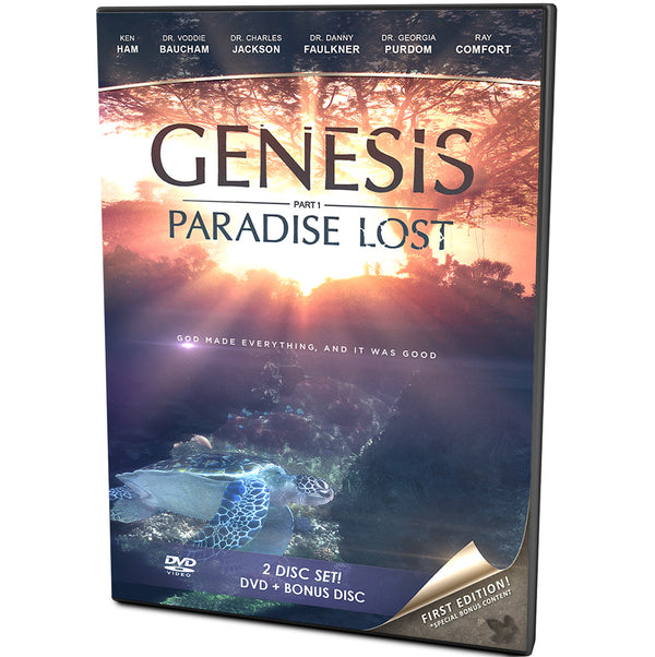 Genesis: Paradise Lost by Creation Today
